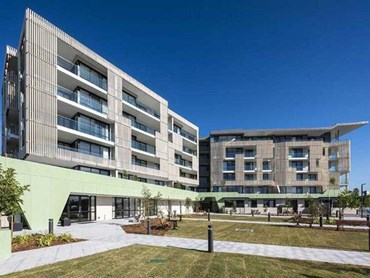 Anglicare's Woolooware Shores Retirement Village
