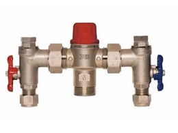 Enware releases upgraded Aquablend 1500 thermostatic mixing valve with NSW Health approval