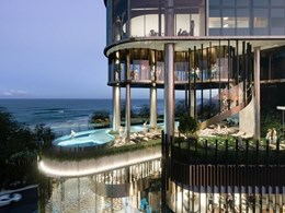 Woods Bagot designs Australia's first six-star beachfront hotel