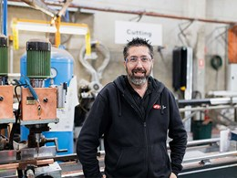 1.5M battens in 25 years - Ari Zaharopoulos' journey at Street Furniture Australia
