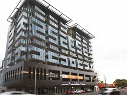 Fielders Finesse Boulevard cladding provides perfect finish to Adelaide apartments