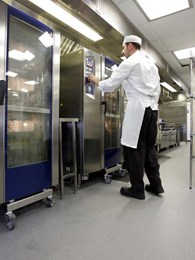 Altro floor and wall solutions for safe commercial kitchens