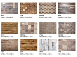 Introducing the Artisan Collection of decorative timber panels