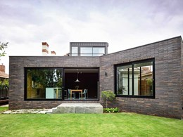 Krause Emperor bricks ensure continuity at Ascot Vale house extension