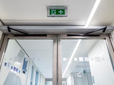 Assa Abloy Entrance Systems Swing door