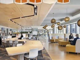 Atkar's acoustic solutions control sound at Westpac Melbourne HQ