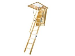 Stairladder Deluxe high quality attic ladders
