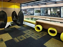 Ontera carpets meet green objectives of new 5 Star Green Star Auckland office