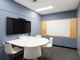 Audible productivity: The importance of acoustics in conference rooms