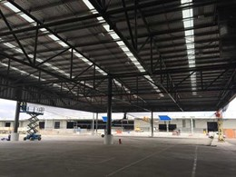 AvePro selected for massive Melbourne Market Canopies bird netting project
