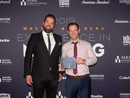Attic Group's Glen Waverley project wins 2019 MBA Award