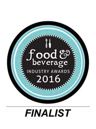 Flowfresh Sealer announced Finalist in 2016 Food & Beverage Industry Awards