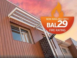 Urbanline's Euro Selekta external cladding – now with BAL29 rating