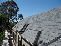 Barrington Slate and Shingle roof tiles made for Australian conditions
