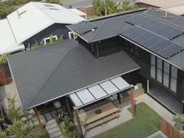 Stunning Byron Bay villa gets a COLORBOND® matt finish roof