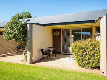 AAA looks at the Black Dolphin Motel, Merimbula