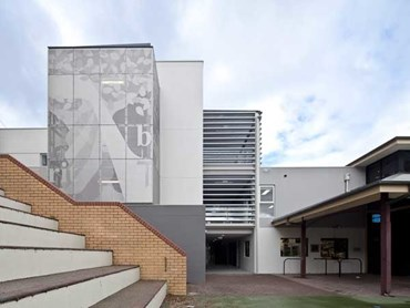 BKA's award-winning design for Emanuel School's new Science, Technology and Library building
