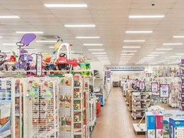 Aglo upgrading lighting for Baby Bunting stores Australia-wide