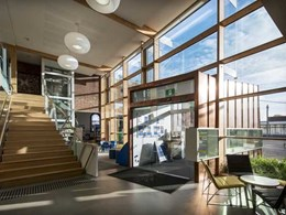 Award-winning Bairnsdale library project features Glassworks' LoE-366 glass