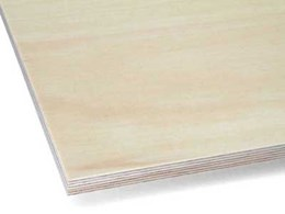 New ready-to-use plywood with UV coating and PU primer