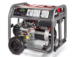 Briggs & Stratton releases Elite Series portable generators to power the toughest of jobs