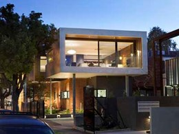 Big River's Spotted Gum plywood features in contemporary extension to heritage home