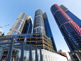 Ensuring urban wellbeing in Barangaroo with Pyrotek's noise control solutions