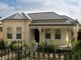 Australian Made Barrington roof tiles for dream homes