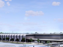 Woods Bagot-designed plant to bring back railcar manufacturing to WA