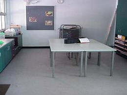 Case Study: Slip resistant vinyl flooring installed at Biggera Waters State School