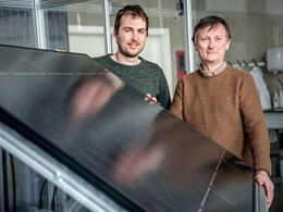 Bioscience engineers create hydrogen panel that could challenge traditional solar PV