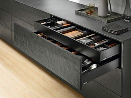 Customise your designs with LEGRABOX from Blum