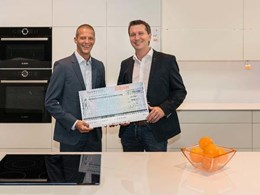 Blum charity drive at Interzum trade fair garners over € 100,000 for the visually impaired
