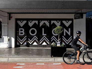 Bolon showroom