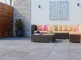 Boral predicts grey paver trend in residential landscaping projects this summer