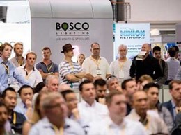 BoscoLighting to unveil new lighting innovations at Sydney Build Expo 2017