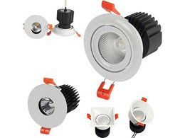BoscoLighting's LED downlights to fit 75mm cut-outs
