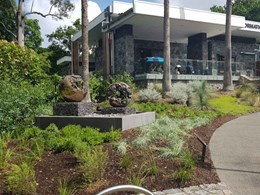 Artwork platform installed at Mt Coot-tha Botanic Gardens