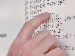 Braille and tactile signage from Sunscreen Window Tinting