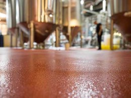 Flowcrete flooring supporting Australia's booming craft beer sector