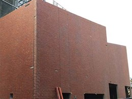 Brick inlay system helps speed up work on Brimbank community centre