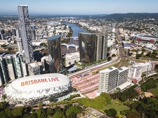 Brisbane 'eyesore' to make way for new world class entertainment arena