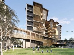 Cox Architecture-designed vertical school to come up in Brisbane
