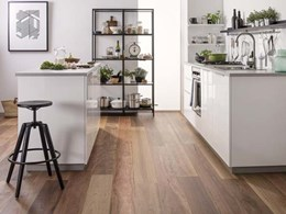 Boral releases new engineered wideboard flooring in Australian hardwood