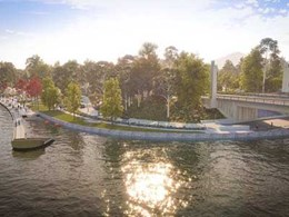 Fleetwood Urban contributes to award-winning waterfront project in Canberra