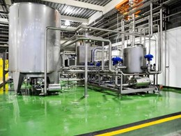 Altro's PU resin flooring installed at North Yorkshire soft drinks facility for safety and hygiene