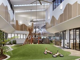 GrayPuksand creates inner-city oasis for childcare centre