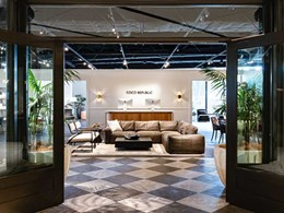 Coco Republic's high traffic needs met with European Oak flooring