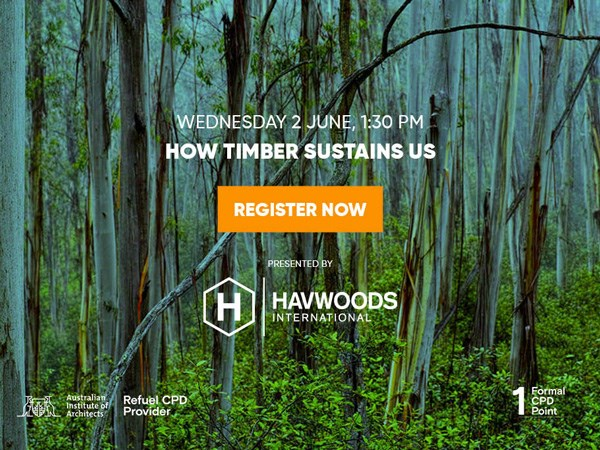 How Timber Sustains Us