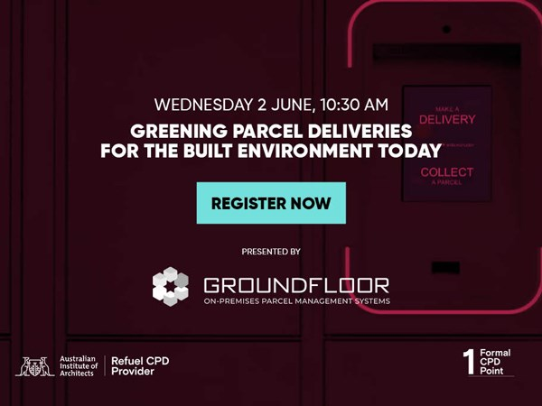 Greening Parcel Deliveries for the Built Environment